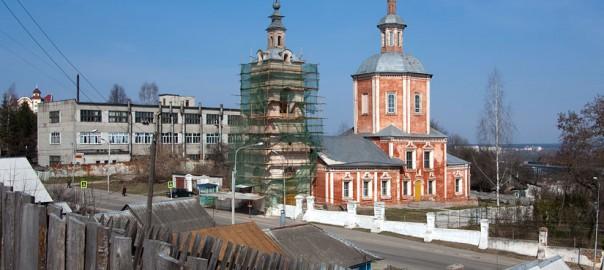 Горно-Никольский храм