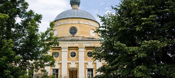 Рябчевск, Церковь Митрофана