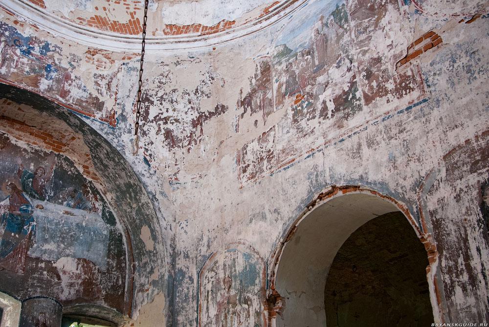 Церковь Параскевы Пятницы (сентябрь 2009)