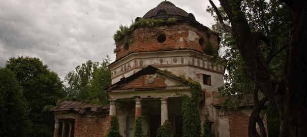 Церковь Покрова усадьбы Дуниных-Борковских