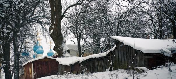 Зимняя Покровка