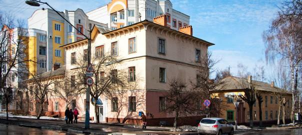 ул.Горького, 38