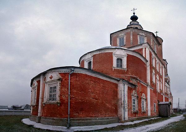 Церковь Воскресения на Бережке