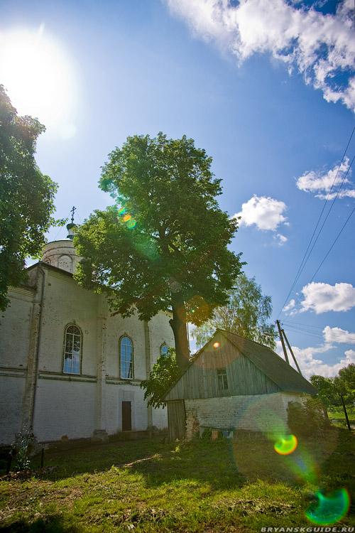 Голубея. Церковь Троицы