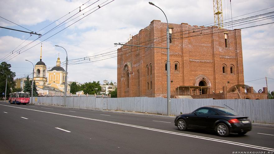 Собор летом 2010