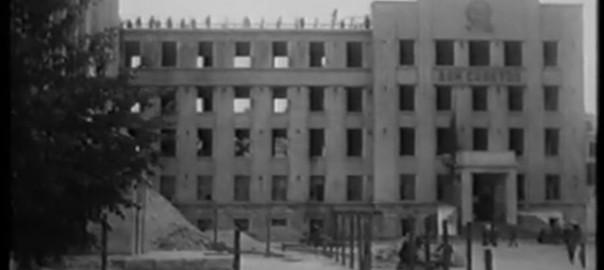 Послевоенная кинохроника