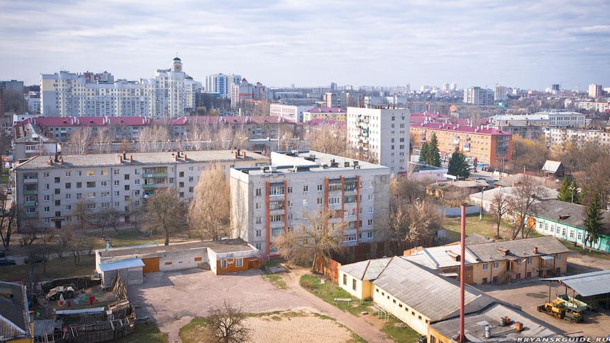 Советский сверху