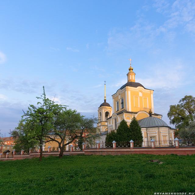 Брянск, Церковь Воскресения