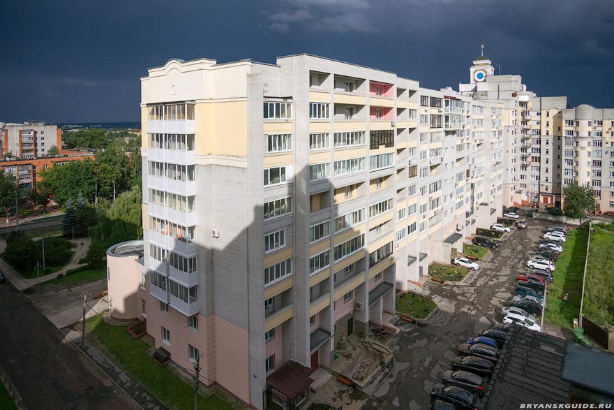 Стройка дома пл.Партизан 1 (1)