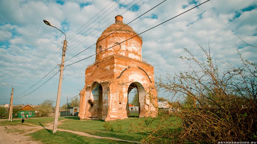 Церковь Успения Божьей Матери, Карачев