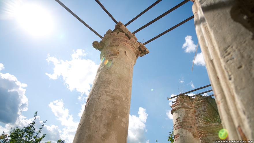 Усадебный дом в селе Удельные Уты