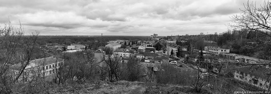 Мемориал на Покровской горе в Брянске