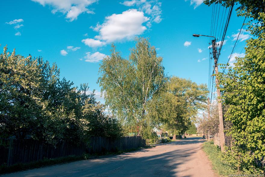 Прогулка по Дятьково