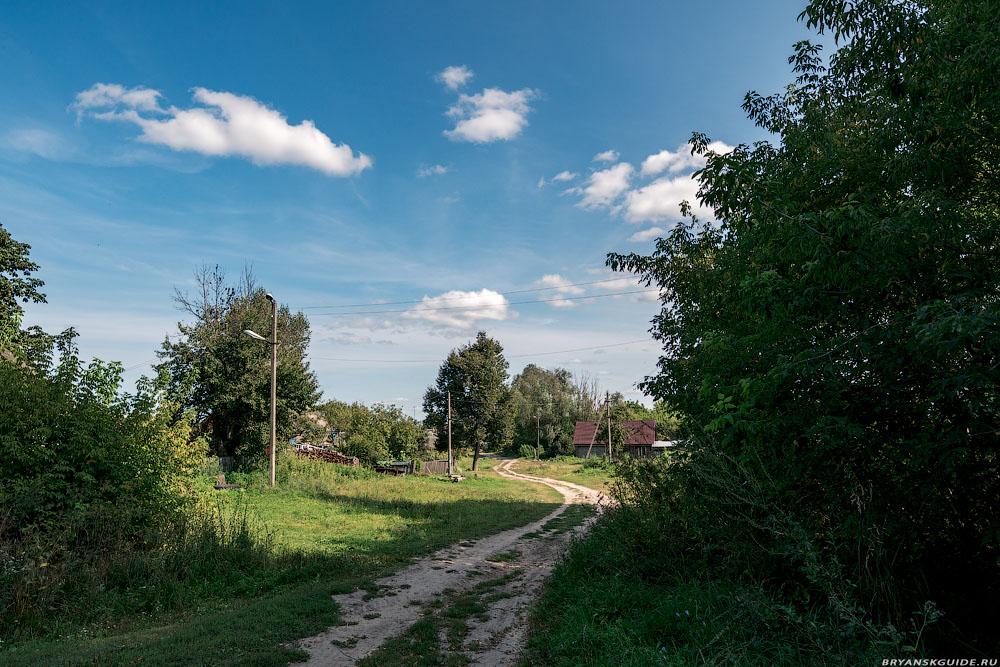 Первомайское Почепского района