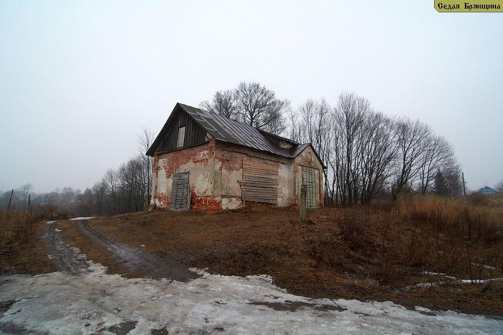 Морачово. Церковь Николая Чудотворца