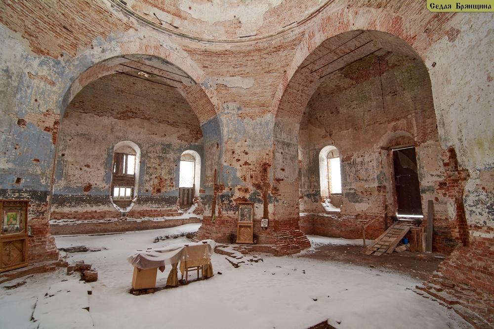 Селечня. Церковь Покрова Пресвятой Богородицы