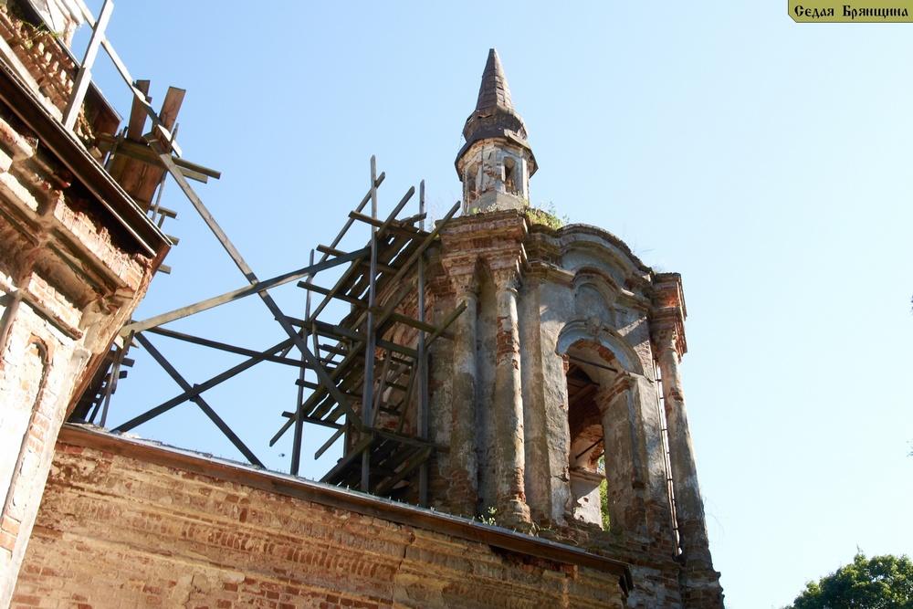 Солова. Церковь Михаила Архангела