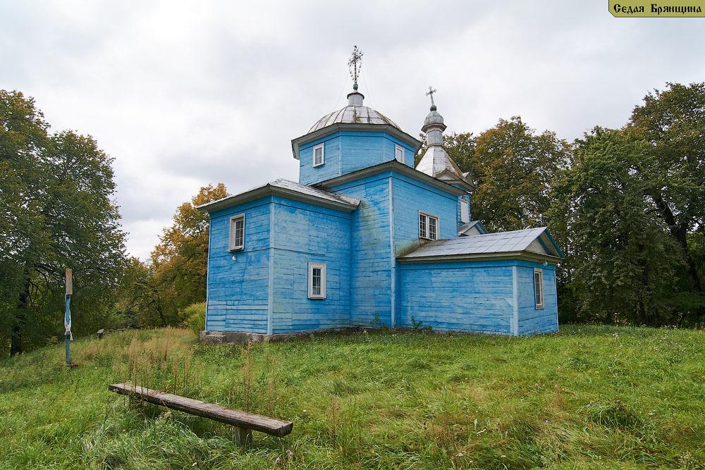 Бобрик. Церковь Михаила Архангела