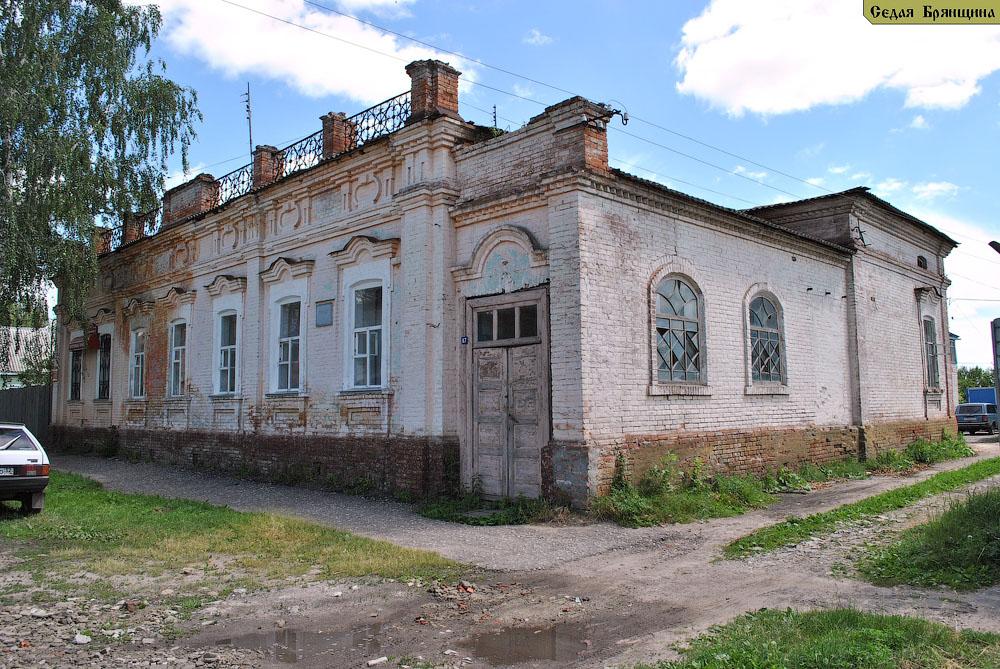 Трубчевск. Дом Соколова (XIX век)
