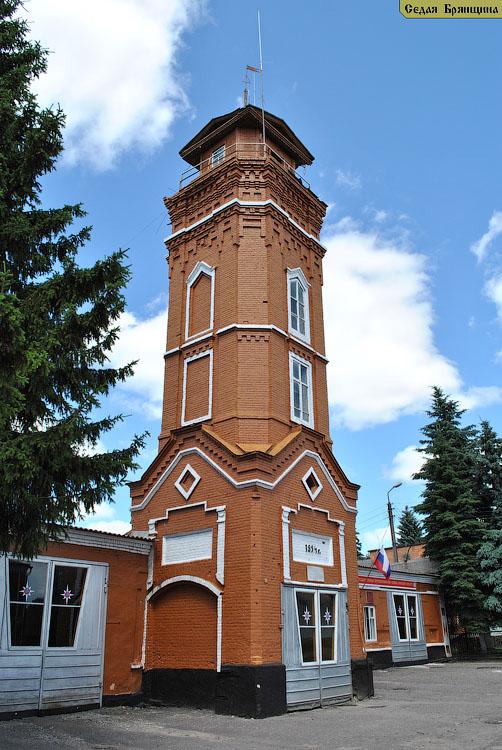 Трубчевск. Пожарная каланча (XIX век)