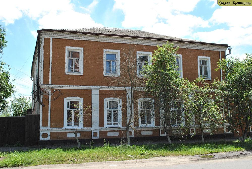 Трубчевск. Дом Чолнского монастыря (XIX век)
