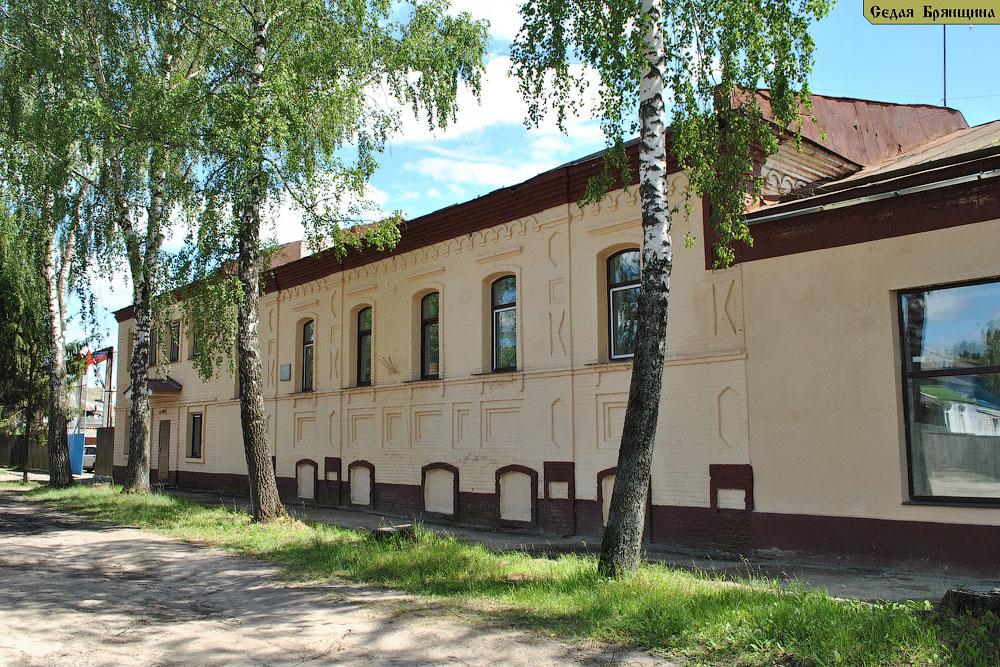 Трубчевск. Трикотажная фабрика (XIX век)