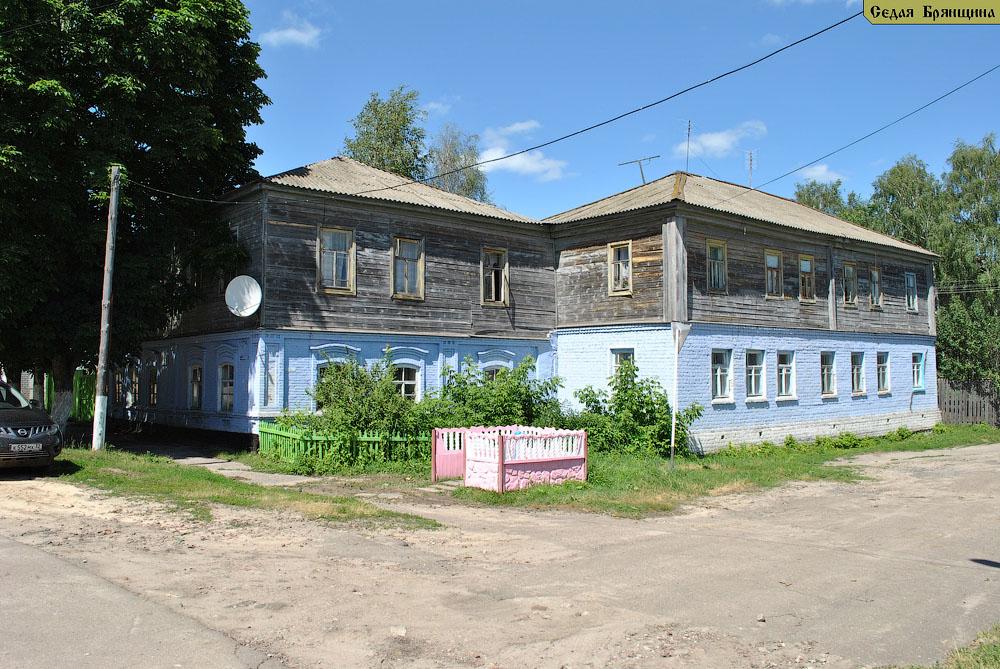 Трубчевск. Дом жилой (XIX век)