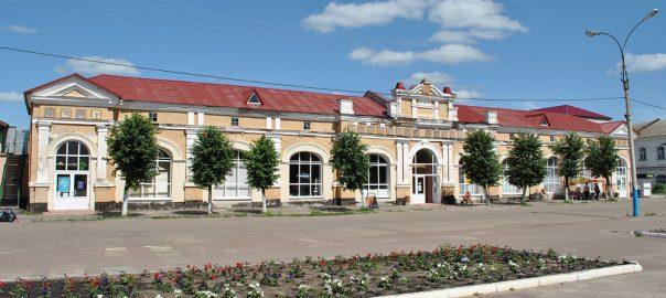 Трубчевск. Гостиный двор (XIX век)