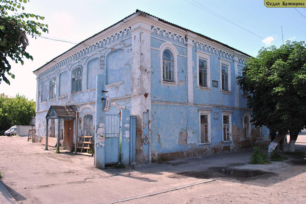Трубчевск. Здание купца Курындина (XIX век)