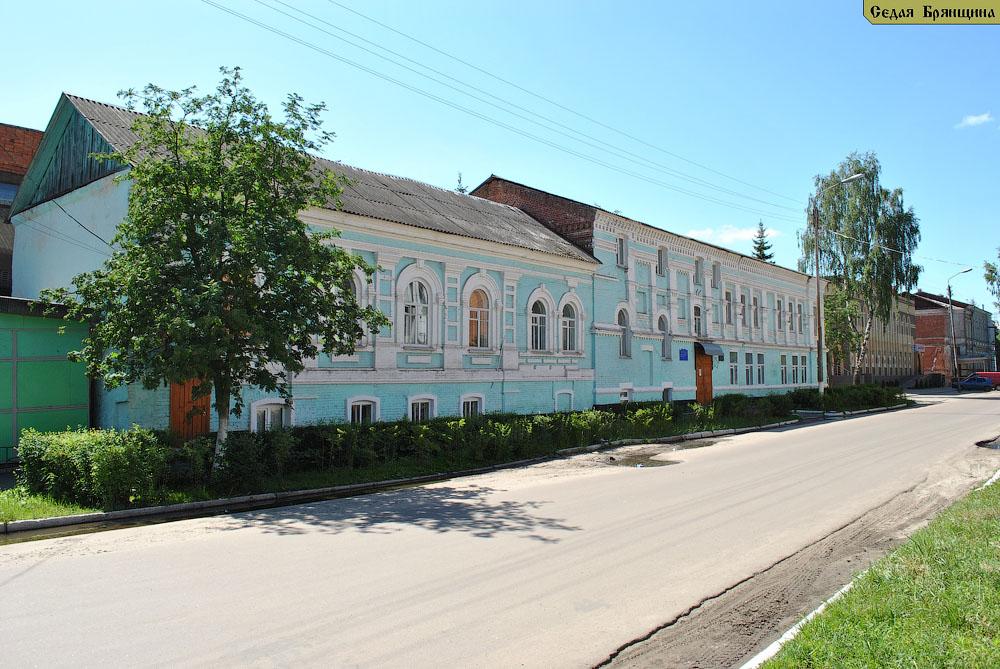 Трубчевск. Склад пеньковый (XIX век)