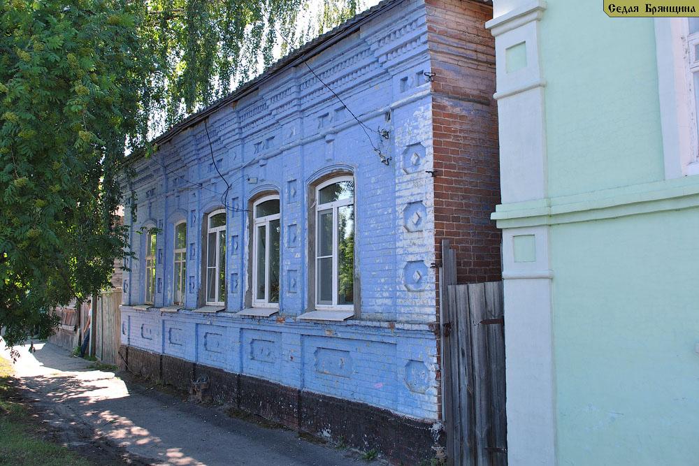 Трубчевск. Дореволюционная застройка