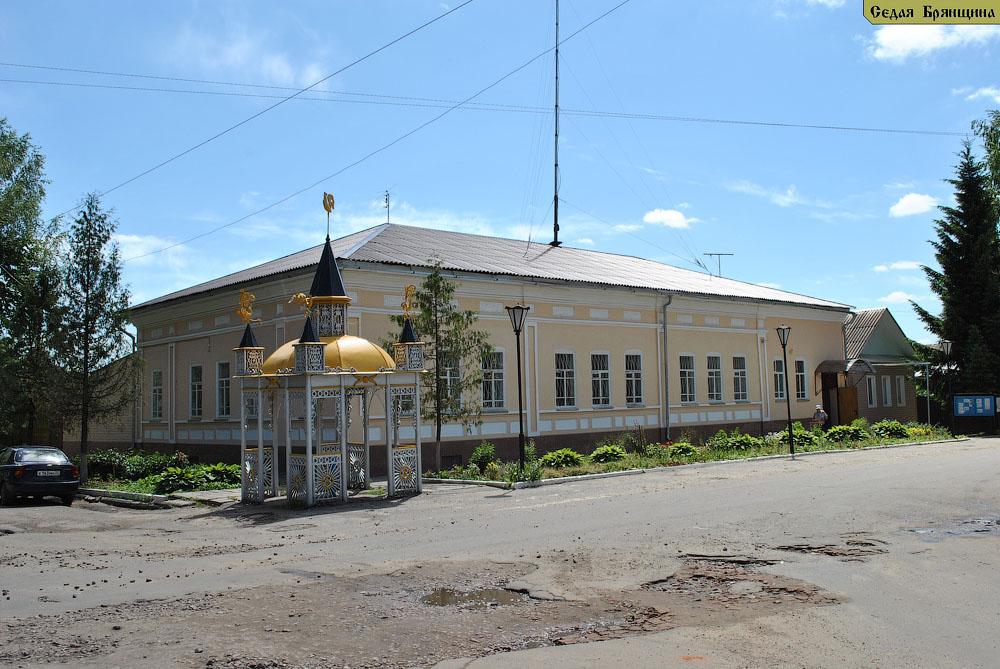 Трубчевск. Дом Яськова (XIX век)