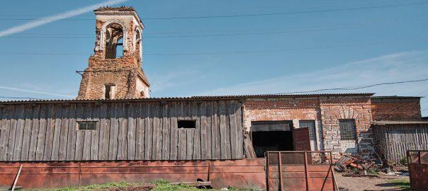Девичье. Церковь Казанской иконы Божией Матери