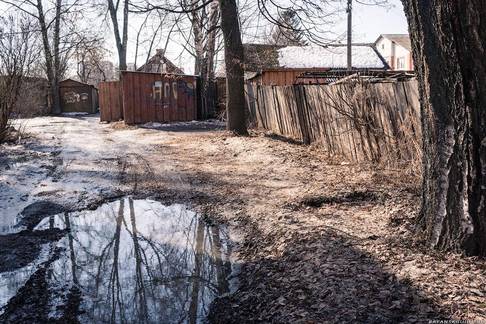 Брянск, район Чермет