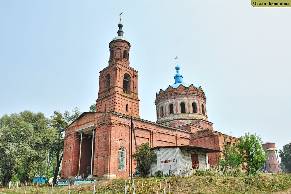 Ивот. Церковь Покрова Пресвятой Богородицы