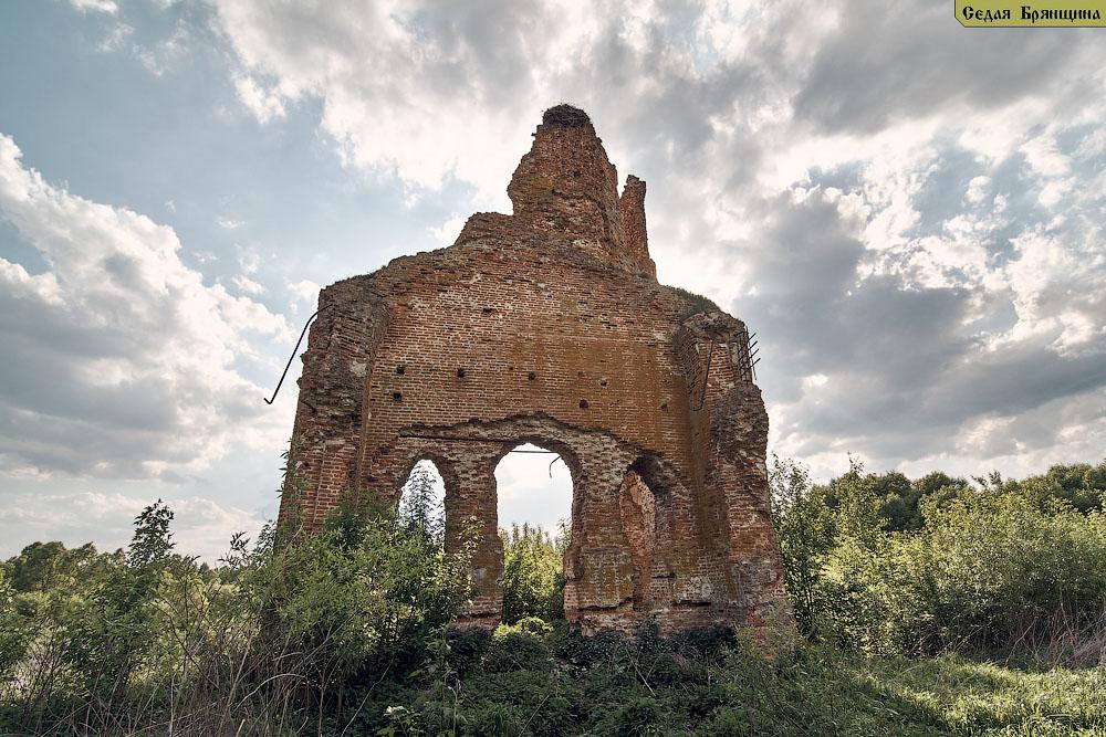 Лески. Церковь Казанской иконы Божией Матери