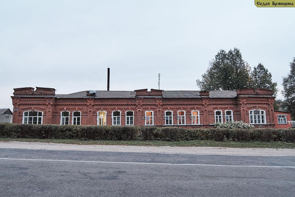 Уты. Больница, начало XX века (сентябрь 2014)