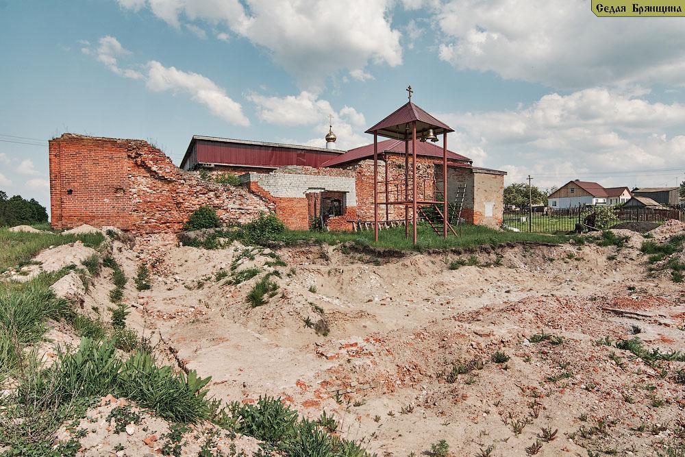 Бутрё. Церковь Спаса Преображения