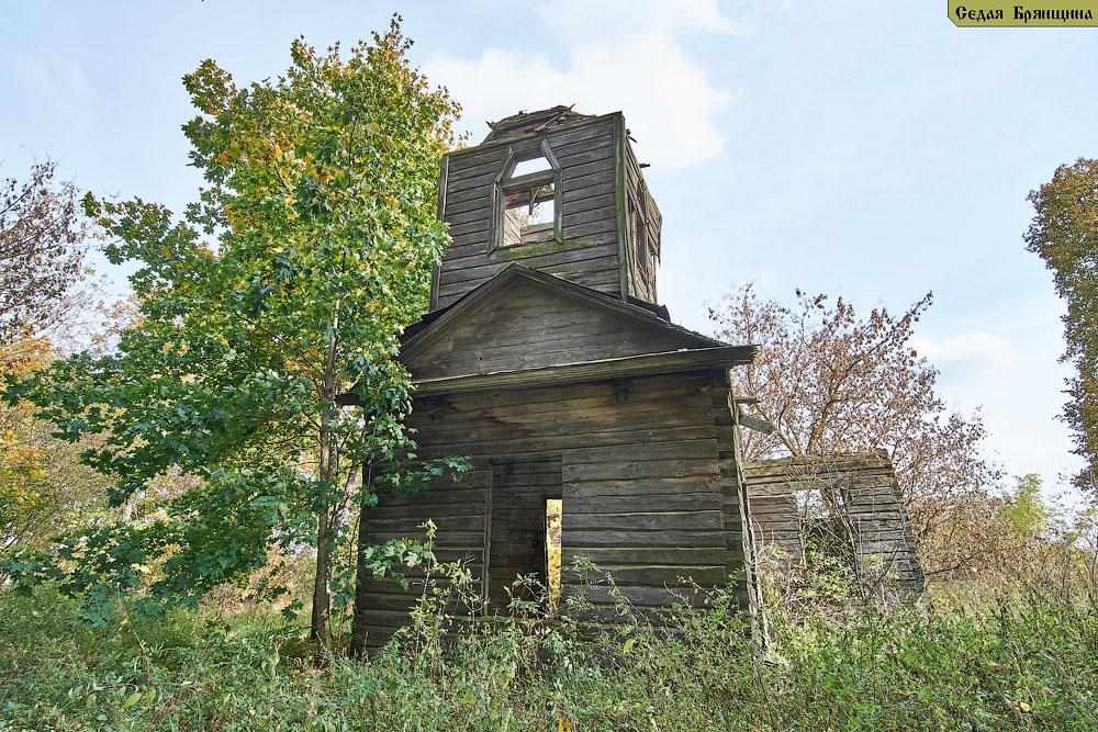 Михайловск. Церковь Михаила Архангела