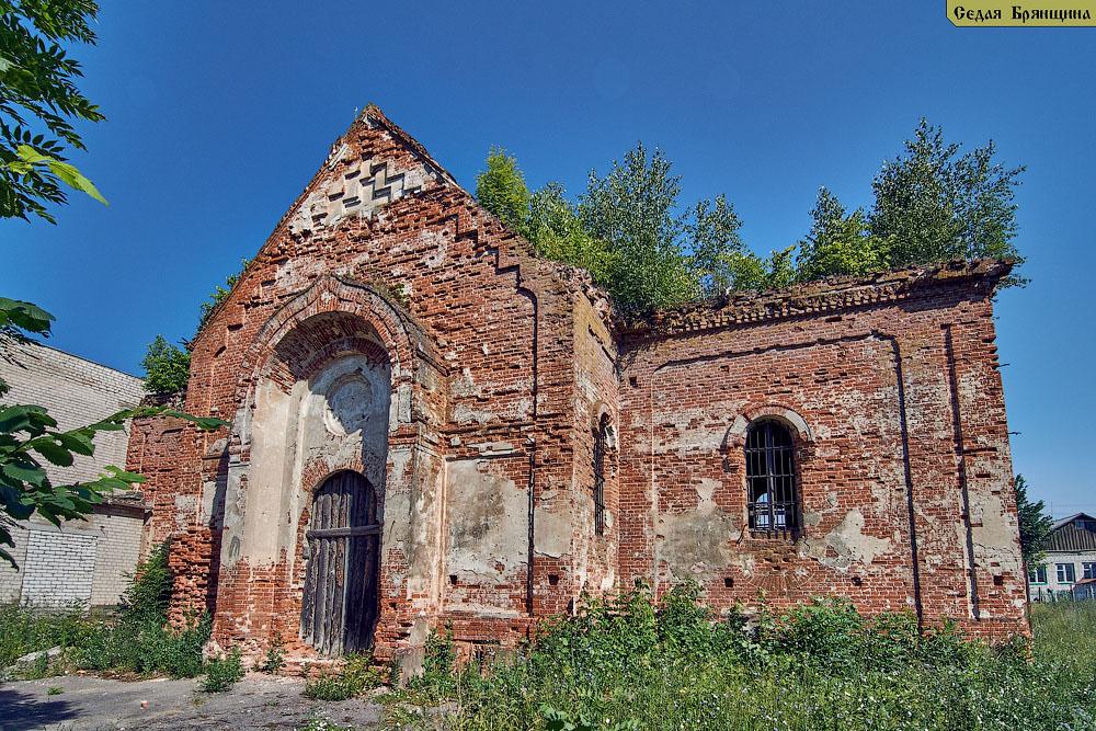Смолевичи. Церковь Николая Чудотворца