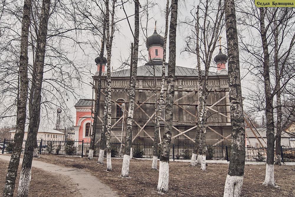Мглин. Церковь Варвары великомученицы