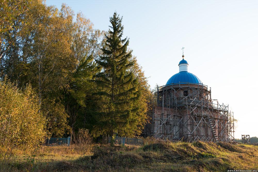 Субботово. Храм Рождества Пресвятой Богородицы