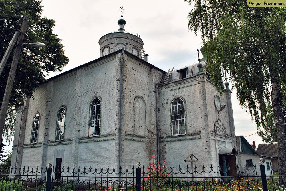 Голубея. Церковь Троицы Живоначальной