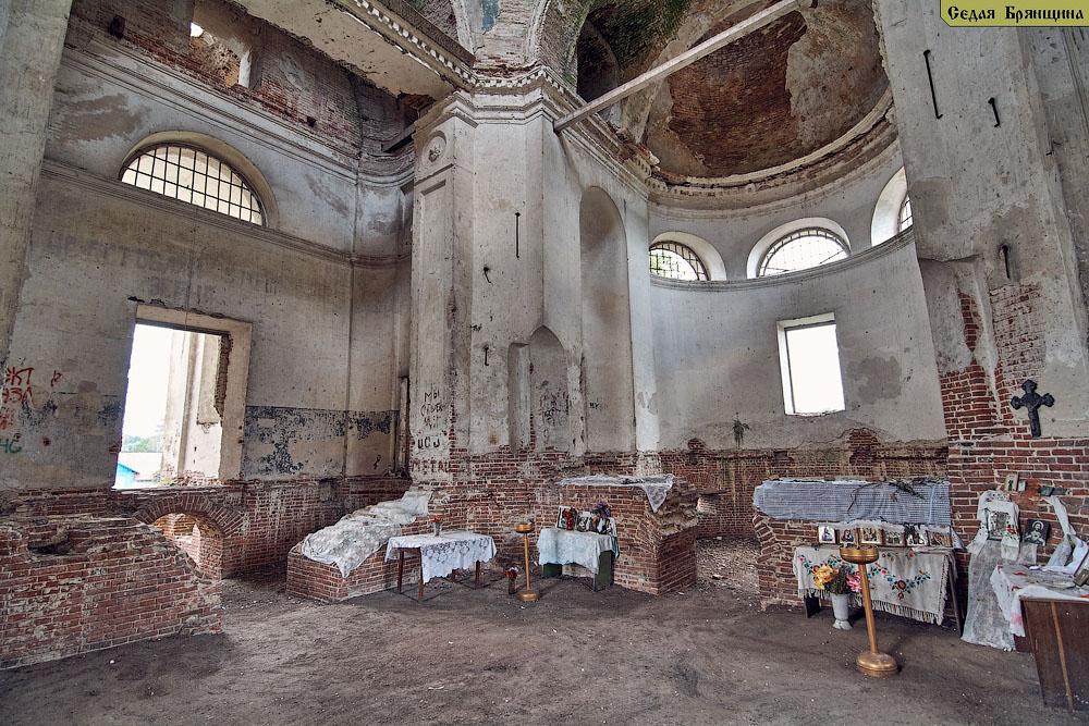 Казаричи. Церковь Николая Чудотворца
