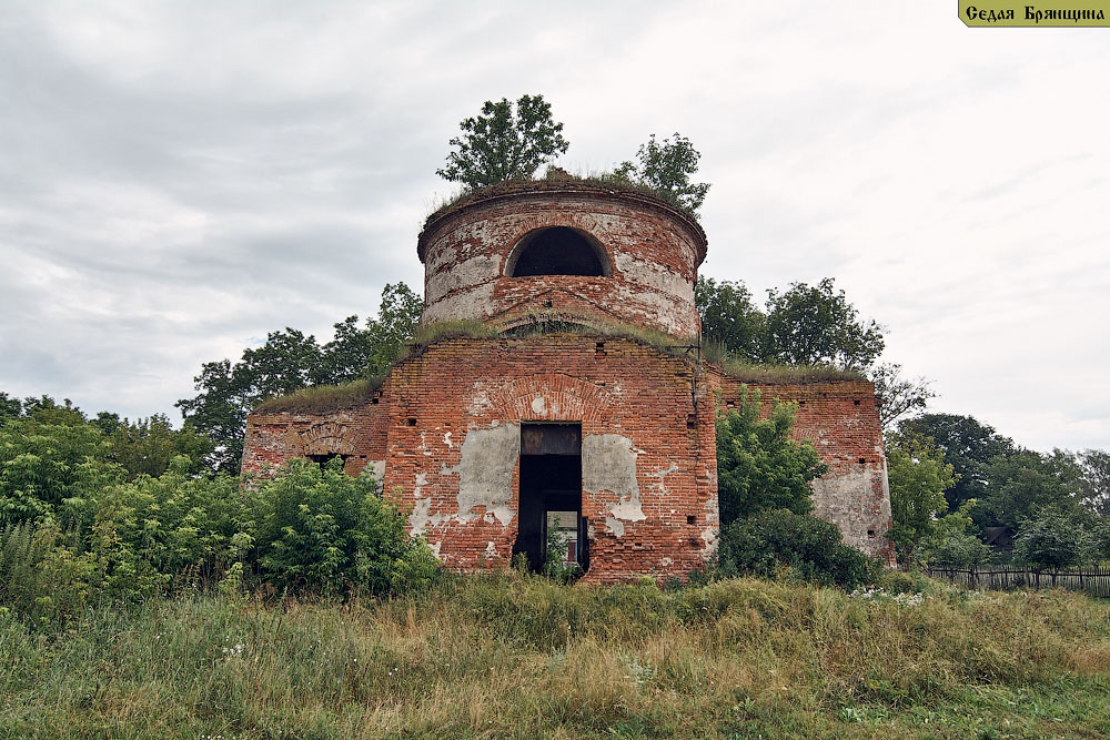 Кузнецы. Церковь Покрова Пресвятой Богородицы