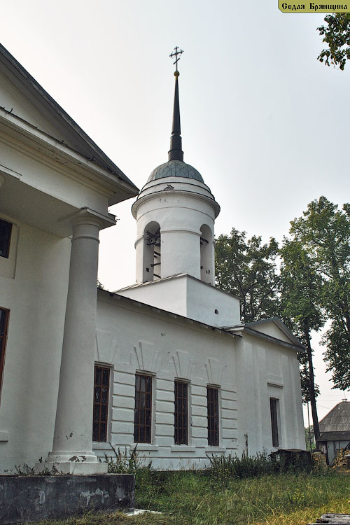 Бытошь. Церковь Покрова Пресвятой Богородицы