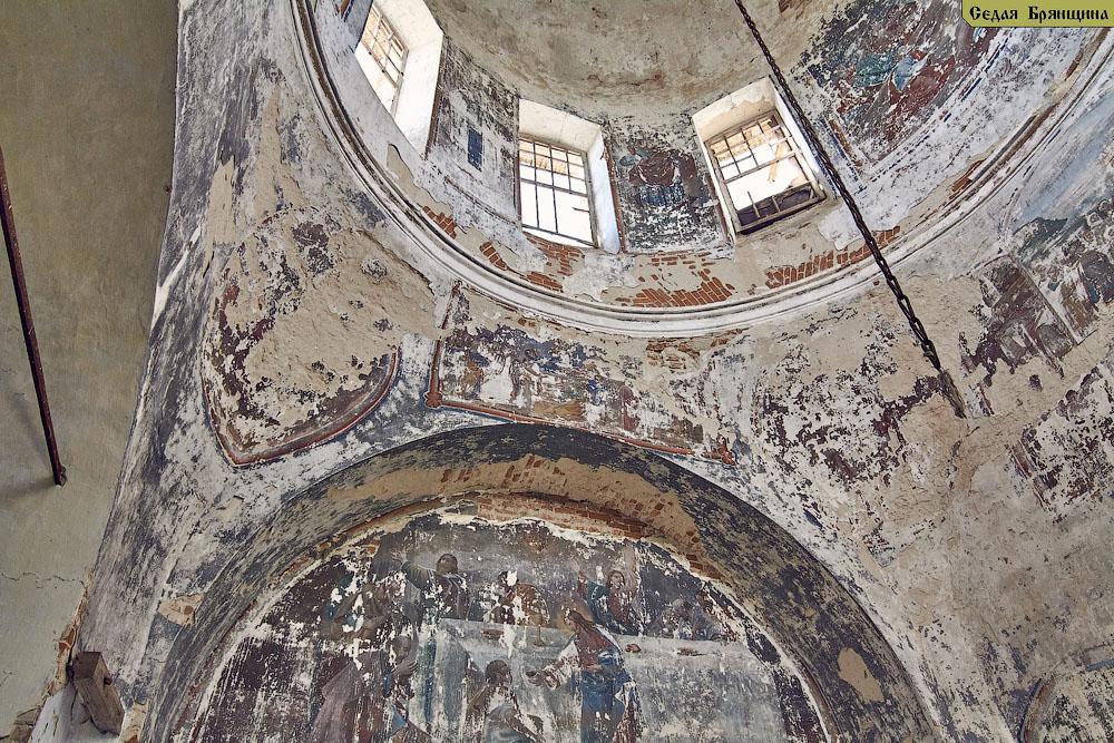Филипповичи. Церковь Параскевы Пятницы