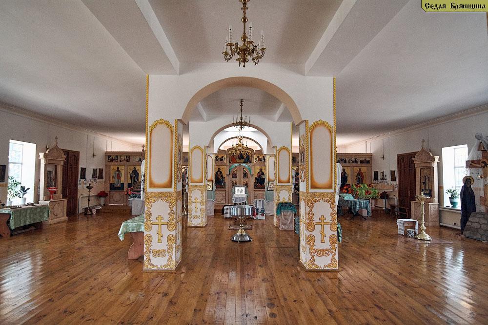 Лопатни. Церковь Николая Чудотворца