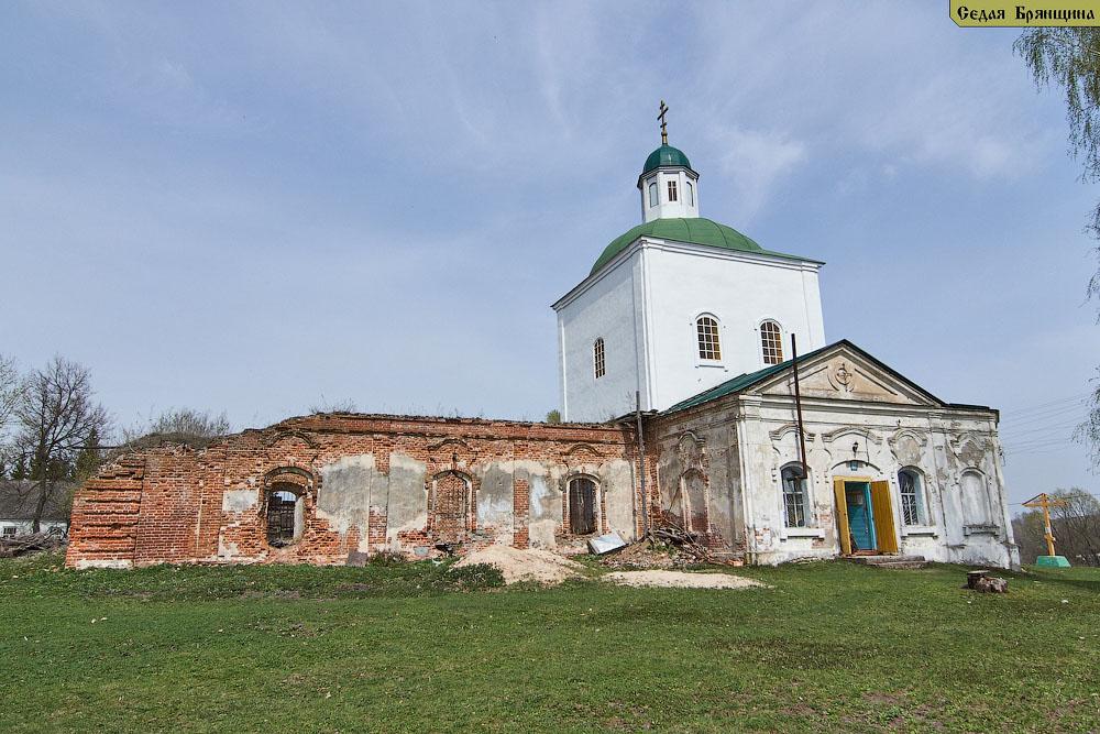 Селец. Церковь Сошествия Святого Духа
