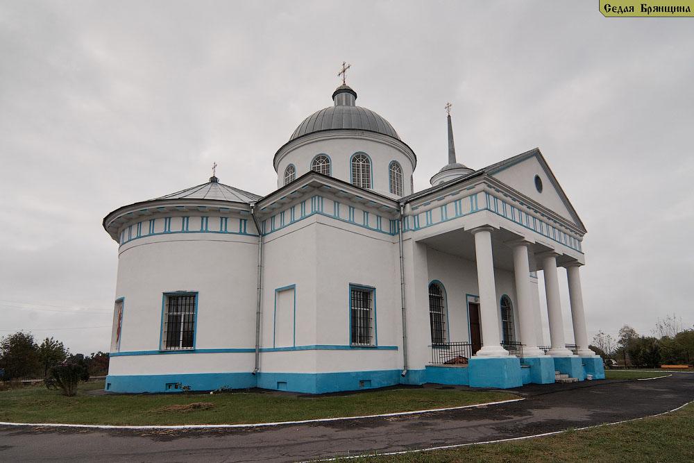 Суворово. Церковь Рождества Пресвятой Богородицы